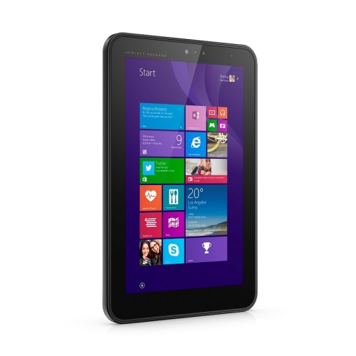 HP Pro Tablet 408 Front