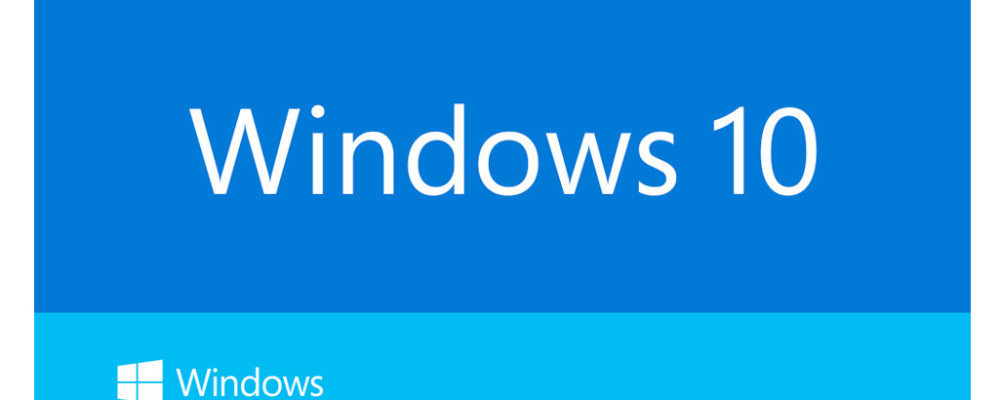 fuerte impulso de Windows 10