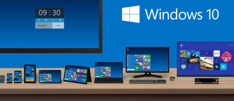 cuota de mercado de Windows 10