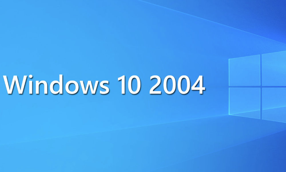 Windows 10 2004 Insider Preview