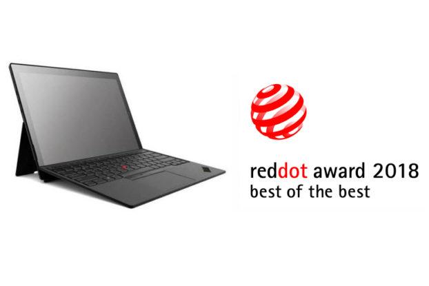 Lenovo Red Dot Awards