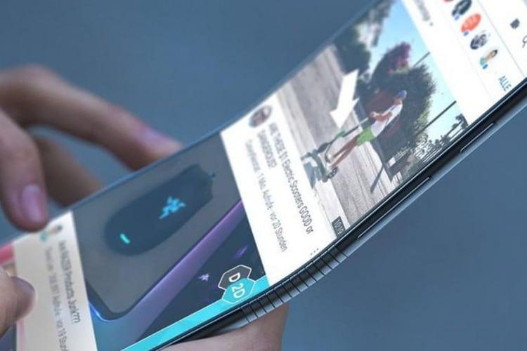 smartphone-flexible