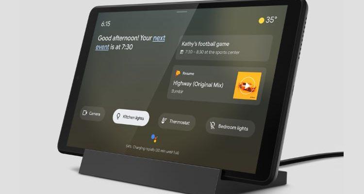 lenovo-smart-tab-m8-google-assistant