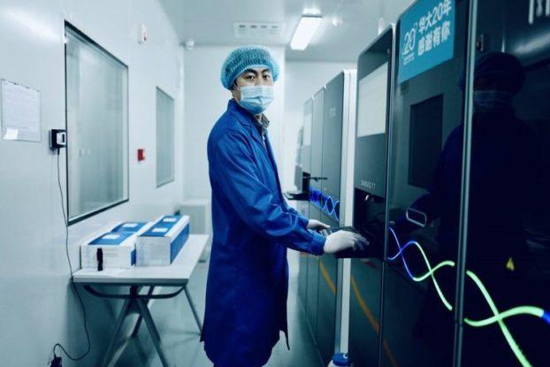 BGI Genomics y la lucha por vencer al coronavirus con apoyo de Intel y Lenovo