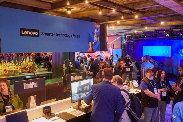 Lenovo, premiada en los galardones CIO 100 Awards de IDG