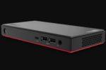 Lenovo ThinkCentre M90n Nano, un ordenador de sobremesa tan pequeño como un libro de bolsillo
