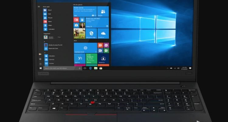 Lenovo ThinkPad E595, preparado para videoconferencia con un 15% de descuento