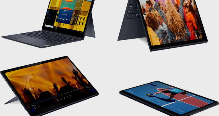 Lenovo presenta el Yoga Duet 7i, un detachable muy atractivo que apunta al Surface Pro