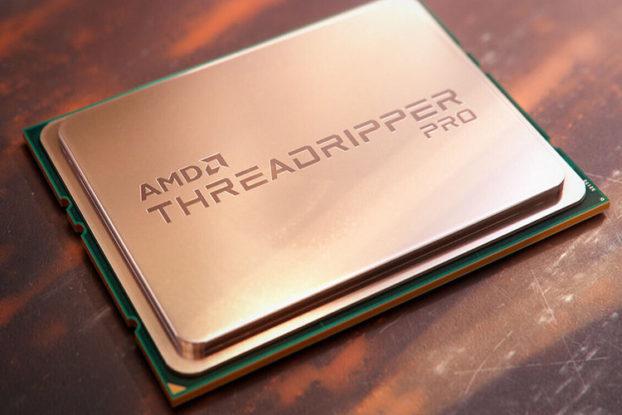 AMD y Lenovo forman equipo para presentar los Ryzen Threadripper PRO