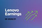 Resultados Lenovo