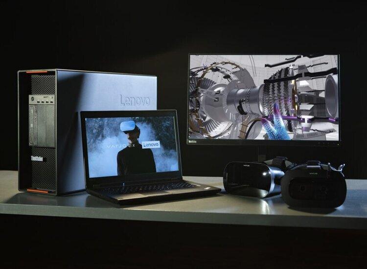 Lenovo se convierte en reseller de los cascos de realidad virtual y aumentada de Varjo