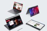Lenovo Yoga 9i, 9i Slim, 7i y 7i Slim, portabilidad y estilo