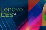 Lenovo aprovechó el CES 2021 para desvelar su visión de la innovación para el año que comienza
