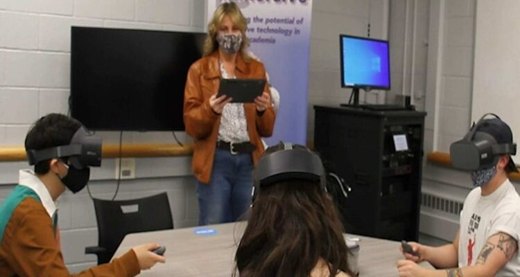 Lenovo estudia las posibles aplicaciones de la realidad virtual en educación con el Ithaca College