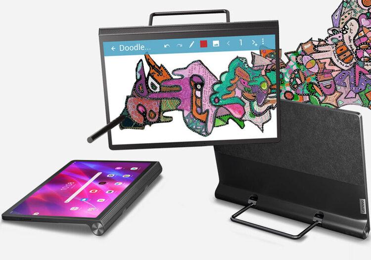 Llegan a España los nuevos tablets Lenovo Yoga Tab 13 y Yoga Tab 11