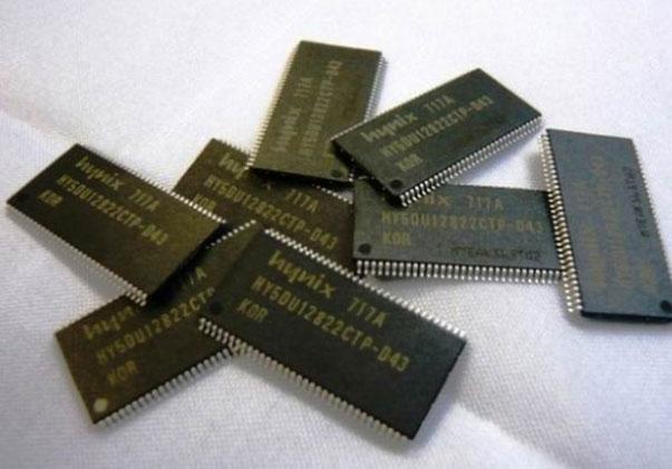 Los precios de DRAM seguirán cayendo durante el primer semestre de 2011