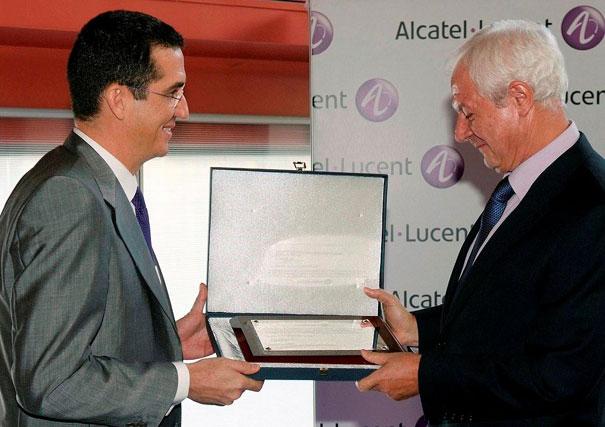 Alcatel-Lucent estrena nueva sede en Madrid