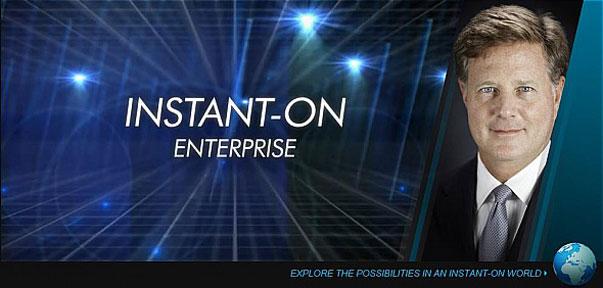 """'Instant-On Enterprise"""" de HP: las TIC al servicio de la empresa"""