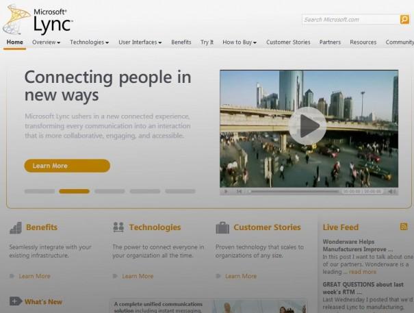 Microsoft lanza la versión final de Lync