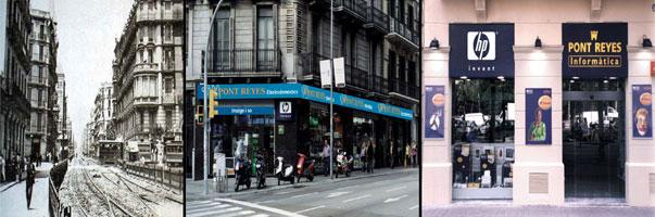 Barcelona acogerá la primera HP Brand Store de España