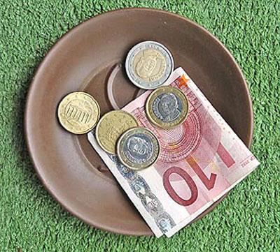 billetes y monedas