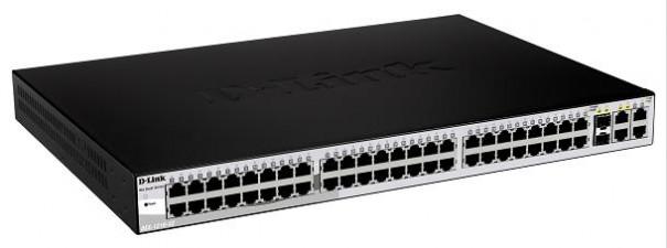 D-Link DGS-1210-10P Web Smart Switch