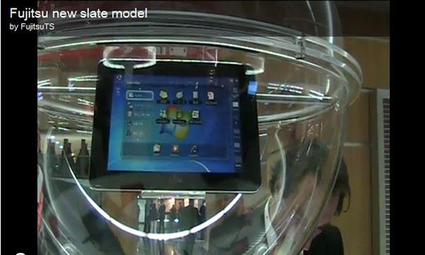 Nueva línea de Fujitsu Tablet PC