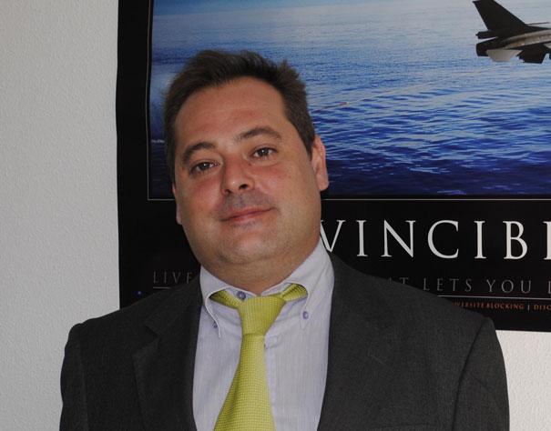 Jesús González, nuevo ejecutivo de Ventas de Sophos Iberia