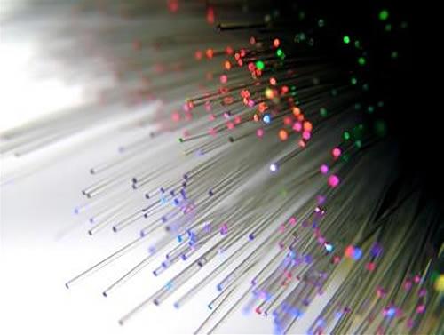 red de fibra optica