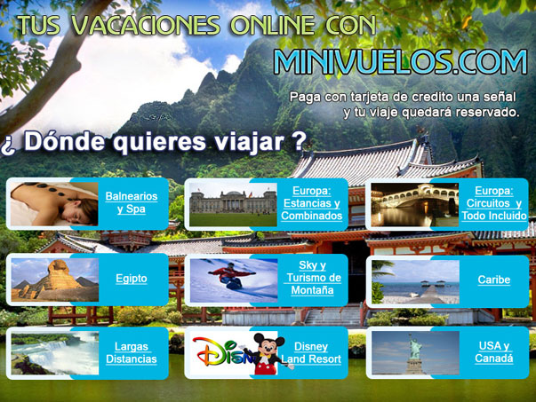 Un 11% de los hoteles y agencias de viaje en España todavía no tienen página web propia