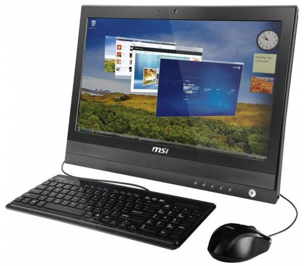 MSI AP2000, un All-In-One para empresas