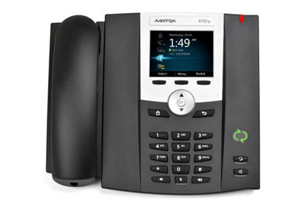 Los teléfonos IP de Aastra para Microsoft Lync ya están a la venta