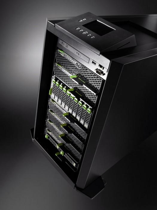 "Fujitsu presenta Primergy BX400, su ""Green Datacenter in a Box"""