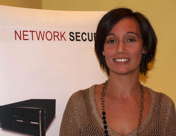 Carine Martins, nueva channel manager de Netasq Iberia