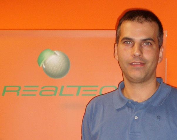 Ferran da Fonseca, nuevo Basis Technology Manager de Realtech España