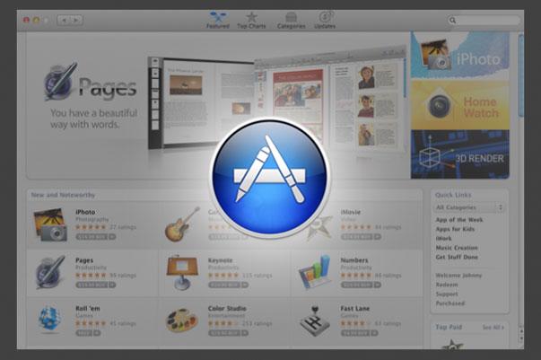 La Mac App Store de Apple se estrenará el día de Reyes