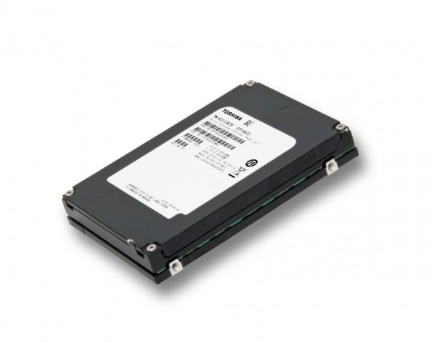 Nuevos SSDs profesionales Toshiba