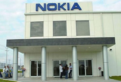 Trabajadores Nokia