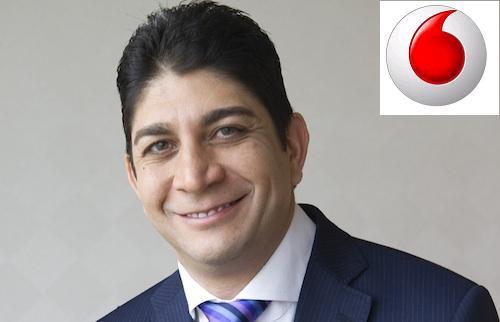 Nuevo CEO en Vodafone España: Shameel Joosub