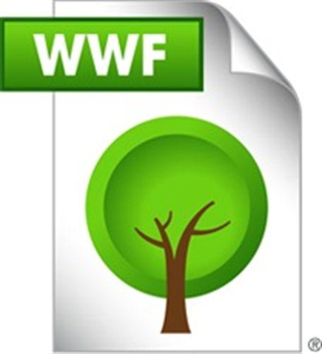 WWF, el formato de archivos más ecológico