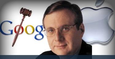 Co-fundador de Microsoft vuelve a demandar a Google, Apple y otras