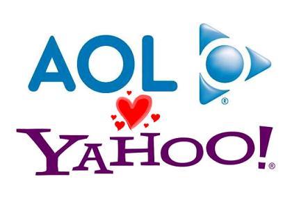 AOL podría dividirse y posteriormente unirse a Yahoo!