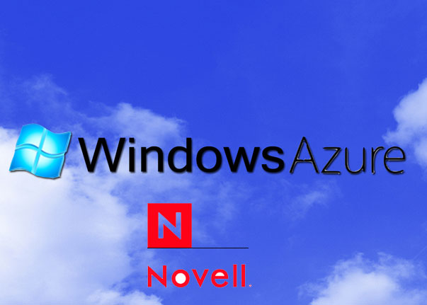 Novell se une a Windows Azure para validar su solución Cloud Security Service