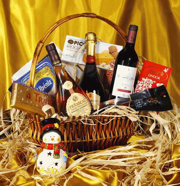 Más del 40% de las empresas españolas regala en Navidad