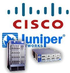 Acuerdos Cisco y Juniper, compitiendo por la computación en la nube