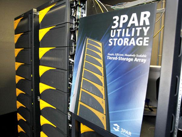 La adquisición de 3PAR refuerza el portfolio de HP en cloud