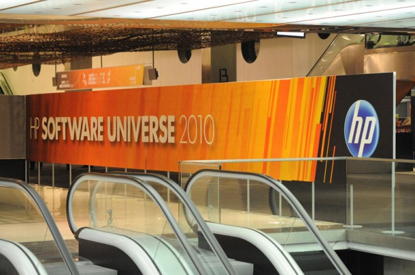 HP Software Universe 2010