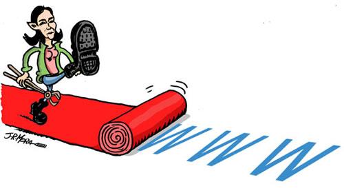 Red SOStenible denuncia la aprobación 'express' de la 'Ley Sinde'