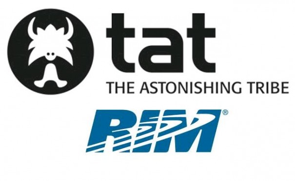 RIM compra The Astonishing Tribe (TAT) para mejorar la presentación en BlackBerry y PlayBook