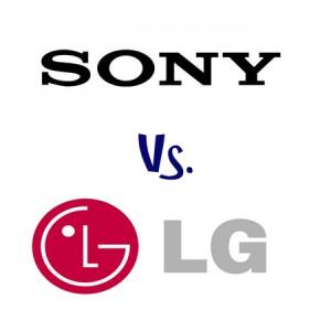 Sony pretende que se bloquee la entrada de móviles LG en EE.UU.